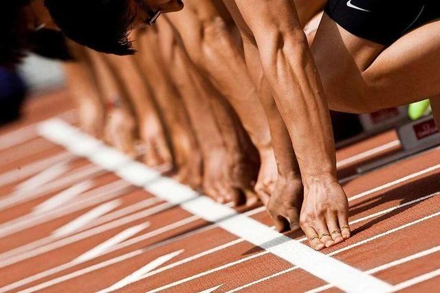 Leichtathleten erhielten Anabolika-Doping auf Rezept