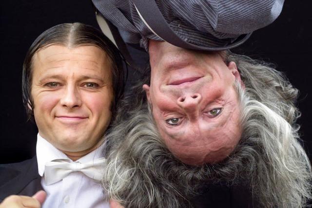 Gogol & Mäx aus Staufen spielen auf Bühnen in ganz Europa