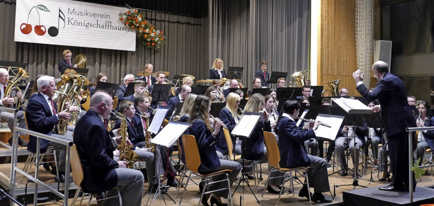 Einen genussvollen Konzertabend bereit...chern am Samstag in der Weinberghalle.  | Foto: Christel Hülter-Hassler