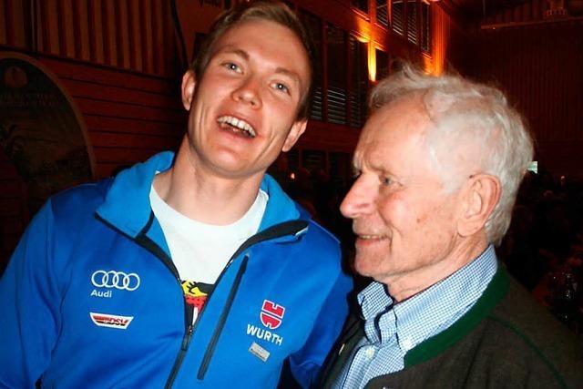 Bei einer Sportgala in Breitnau wurden die erfolgreichsten Wintersportler des Schwarzwalds geehrt