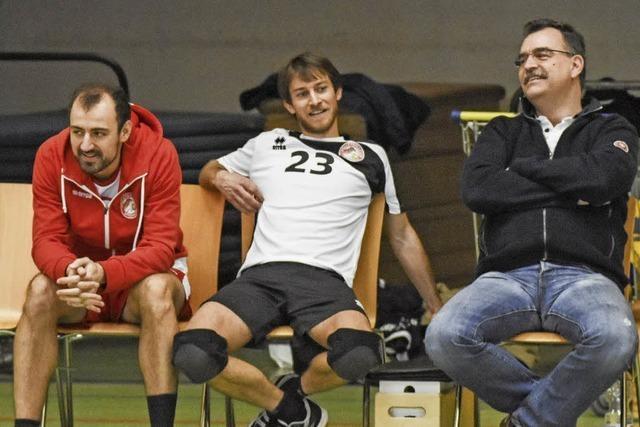Volleyballclub Offenburg: Freud bei den Frauen, Leid bei den Herren