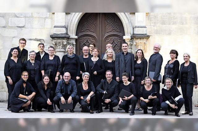 Exquisite Musik zur Passionszeit im Fridolismünster Bad Säckingen