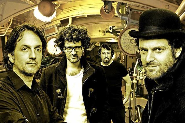 Space-Rock-Dub-Elektro Konzert im Café Verkehrt in Murg-Oberhof