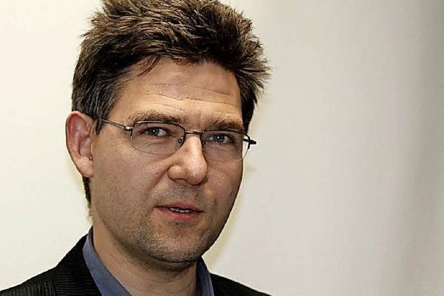 Martin Staiger in Müllheim