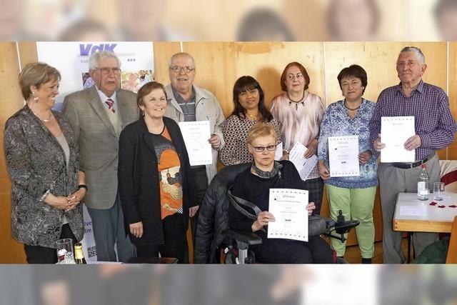 VdK-Mitglieder erschüttert von Armutsbericht