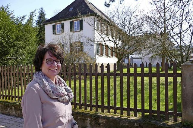 Noch ist das Dorfcafé in Ettenheimmünster eine Vision