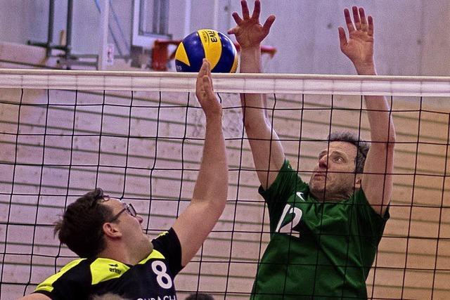 Bad Säckinger Volleyballer beenden Landesliga-Saison in der Spitzengruppe