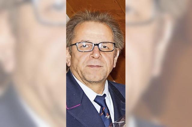 Höcklin leitet Wieser Wehr