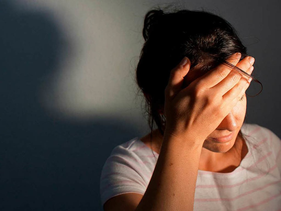 Wer unter Depressionen leidet, kann An...lieren. Neue Methoden könnten helfen.   | Foto: dpa
