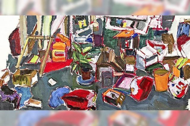 Die Fondation Fernet Branca in Saint-Louis zeigt Werke dreier französischer Künstler