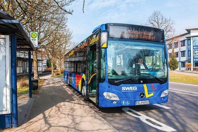 SWEG-Freizeitbusse fahren wieder von Lahr aus