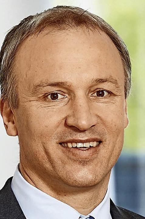 Udo Winterhalder,  GFA Vermögensverwal...Herbolzheim <Tel/>&#8197;0761/496 9803  | Foto: privat