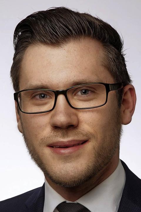 Benedikt Dörle-Schäfer, Freiburger Ver...anagement   <Tel/>&#8197;0761/496 9804  | Foto: privat