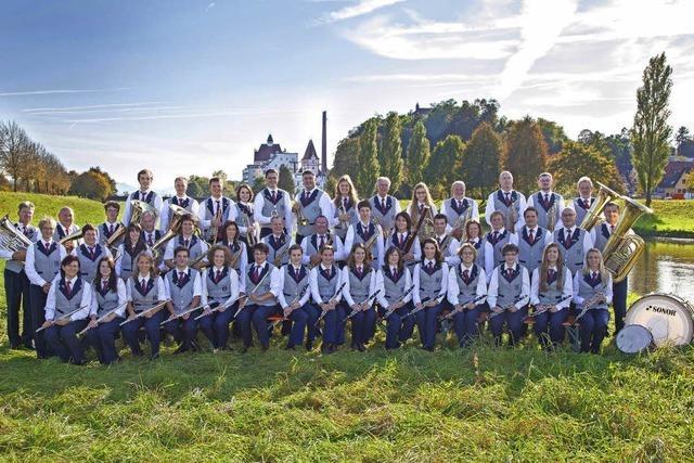 Frühjahrskonzert des Musikvereins Riegel