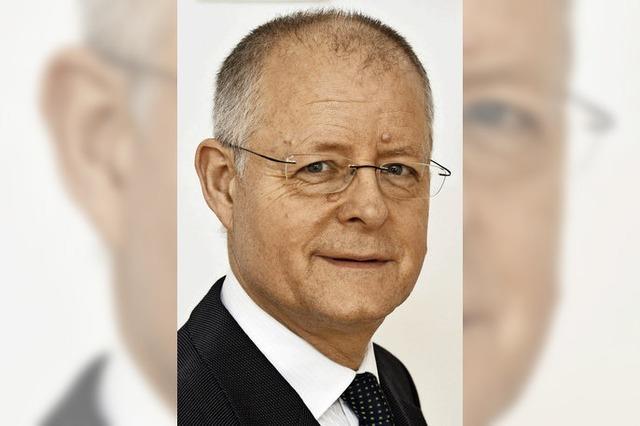 Peter Modler ist neuer Vorsitzender