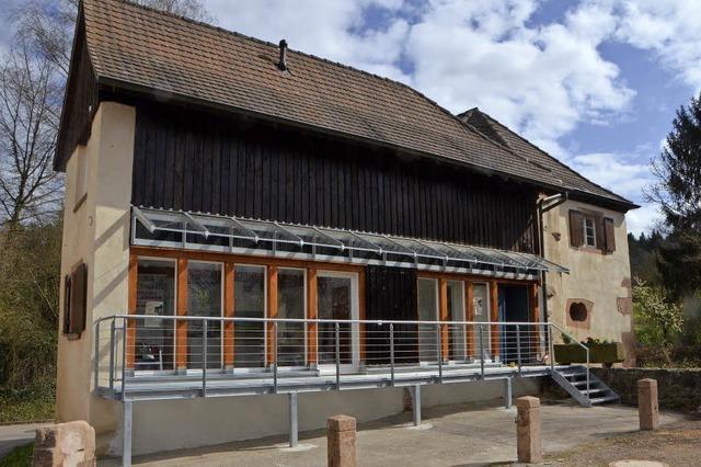 Das Schaufenster der Hochburg