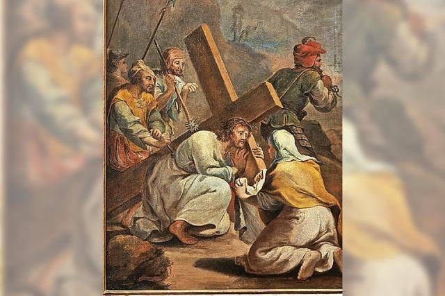 Den Weg Jesu mitgehen