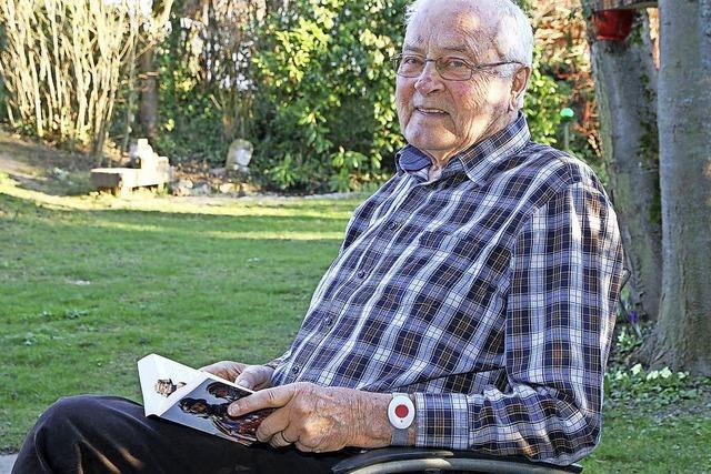 18 Jahre lang war er Offenburgs oberster Baumeister