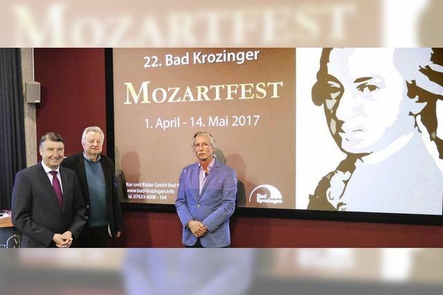 Mozart, Mongolen und Markgräfler Symphoniker