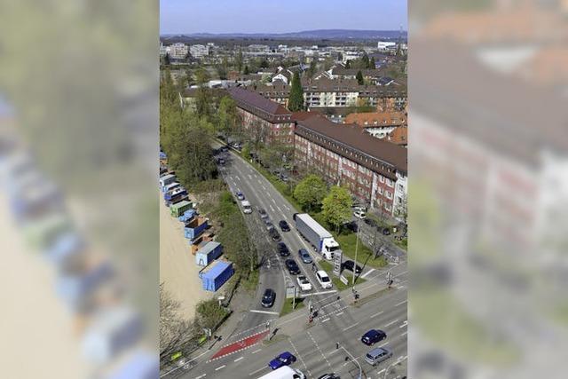Bürgerverein Zähringen diskutiert über Ausbau der Isfahanallee