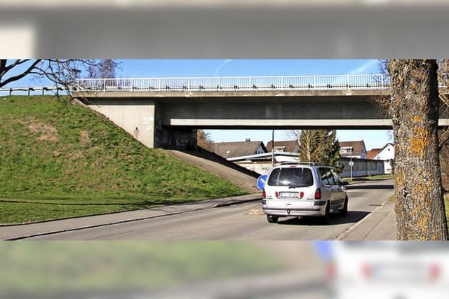 Brücken bleiben vorerst marode