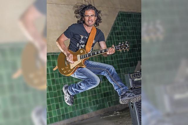 Ex-BAP-Schlagzeuger Jürgen Zöller gibt ein Konzert in Gengenbach