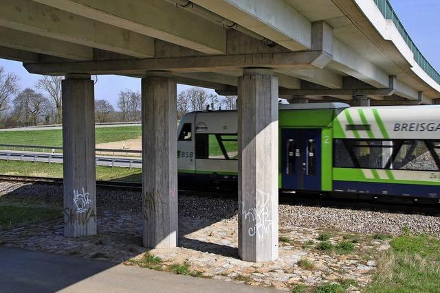 Höllentalbahn soll zwischen Freiburg und Donaueschingen durchgehend elektrifiziert werden