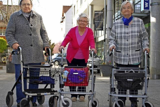 Umfrage: Der Großteil der Senioren in Lörrach ist zufrieden