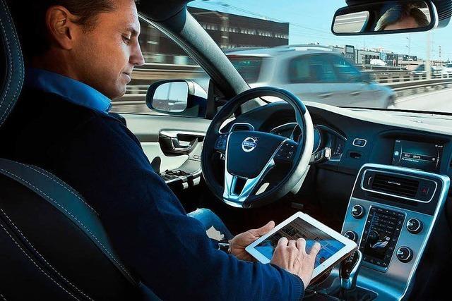 Bundestag verabschiedet Gesetz für automatisiertes Fahren