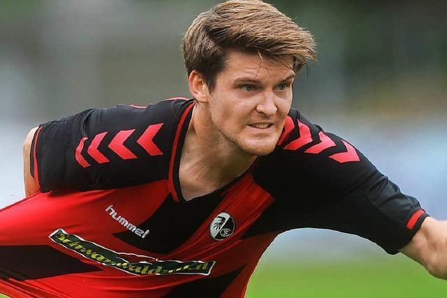 SC Freiburg verlängert mit Lukas Kübler