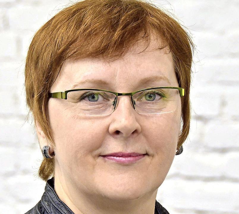 Gabriela Tessars-Hagenmüller    Foto: Max Schuler