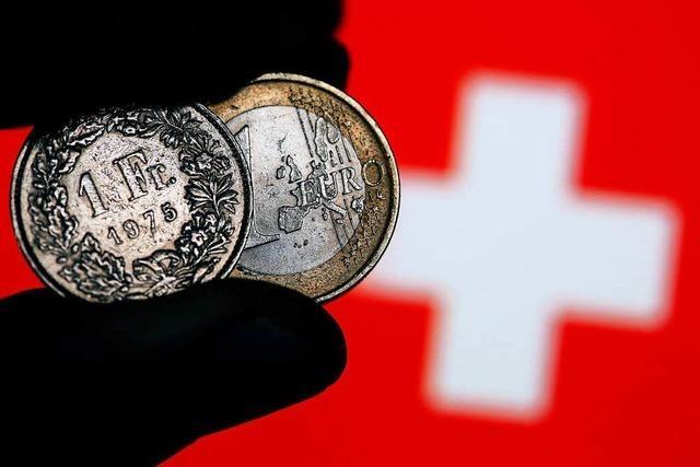 Schweizer investieren in Deutschland so viel wie nie