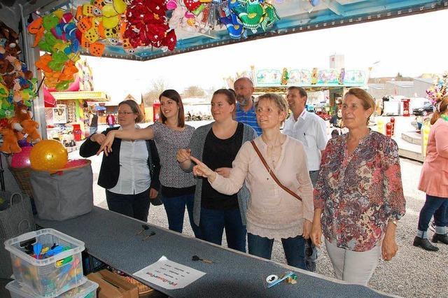 Mehrere Märkte und Messen in Weil am Rhein