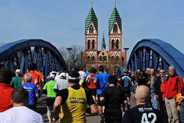 Wer sind die Favoriten beim Freiburg-Marathon?