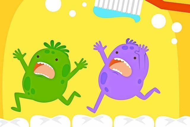 Warum gibt es keine Antibiotika gegen Karies?