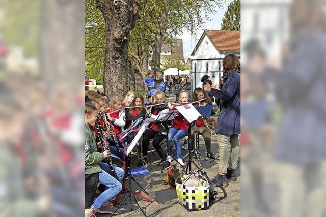 Frühlingsfest, Flohmarkt und mehr