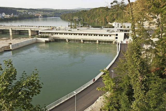 Energiegewinnung aus Wasserkraft