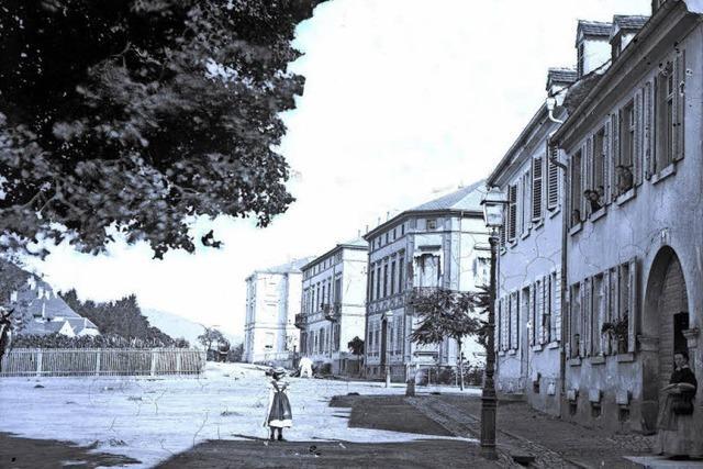 Das Gebiet um Holzmarkt und Wallstraße hat sich immer wieder stark gewandelt