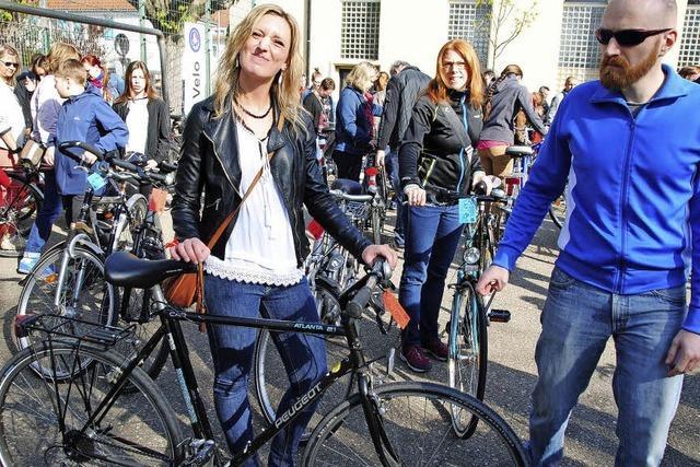 Zwei Drittel der Räder verkauft