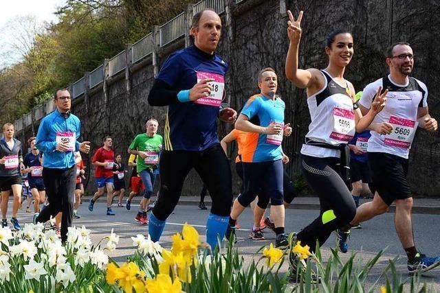 Fotos: Freiburg-Marathon 2017 – Teil I der Laufbilder