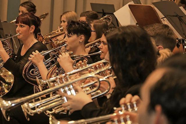 Musiker servieren Filets aus der sinfonischen Feinkost