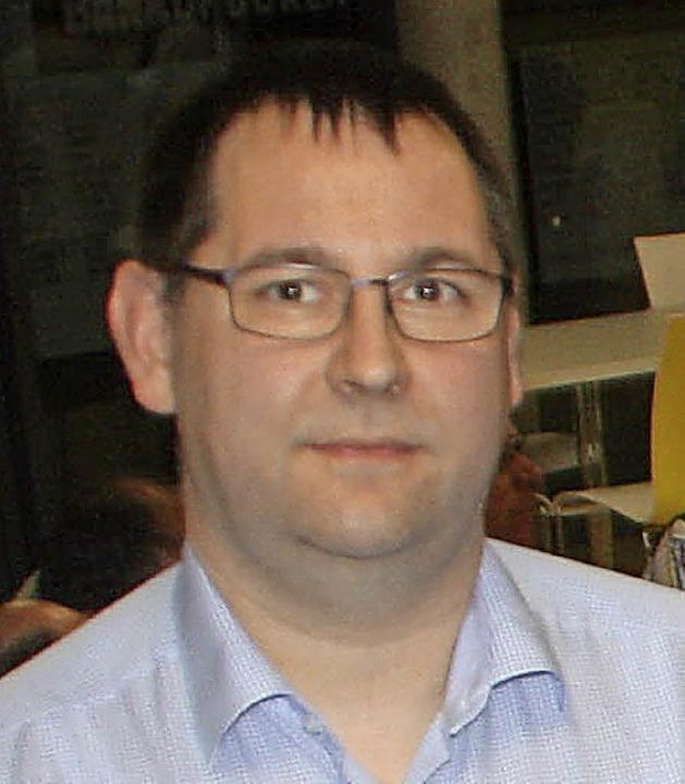 Dirk Röttgen ist nun Kassierer des TV Bad Säckingen.     Foto: Leutenecker