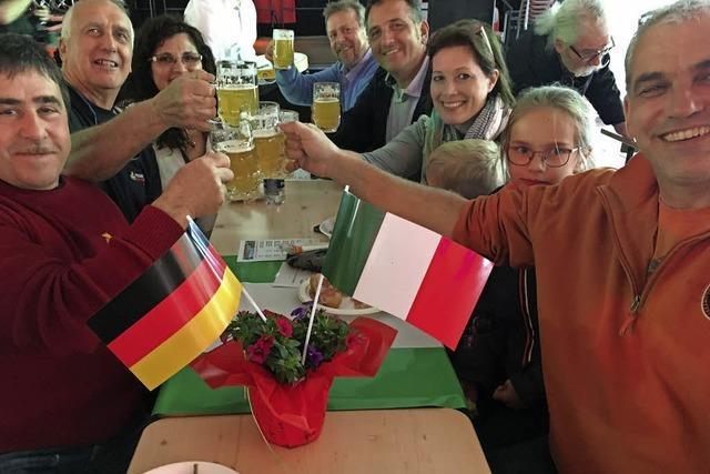 Was Liebe, Genuss und die Leidenschaft für Europa zusammenführen