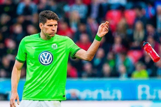 Gomez-Show bei Wolfsburger 3:3 in Leverkusen