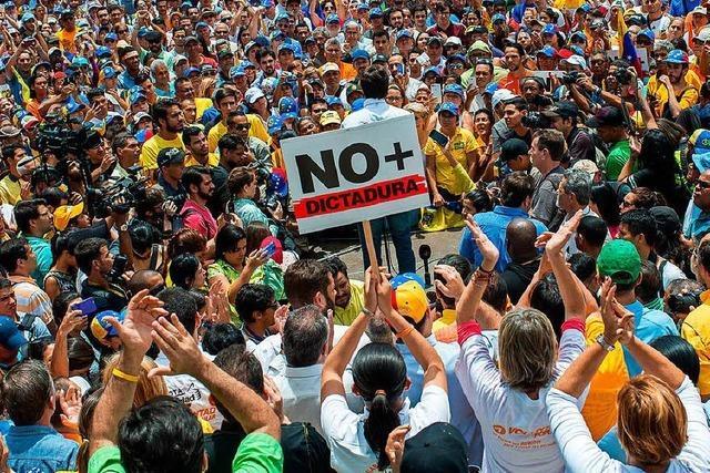 Das Oberste Gericht in Venezuela rudert zurück