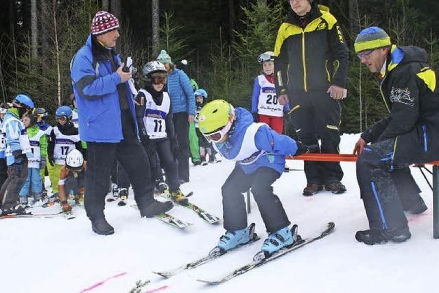 Spaß im Schnee und Talentförderung