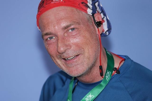 Marathon-Gesichter aus Freiburg (Q bis Z)