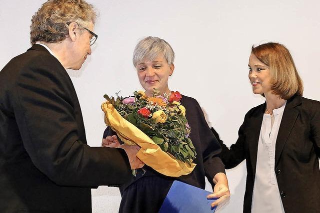 Peter-Huchel-Preis verliehen