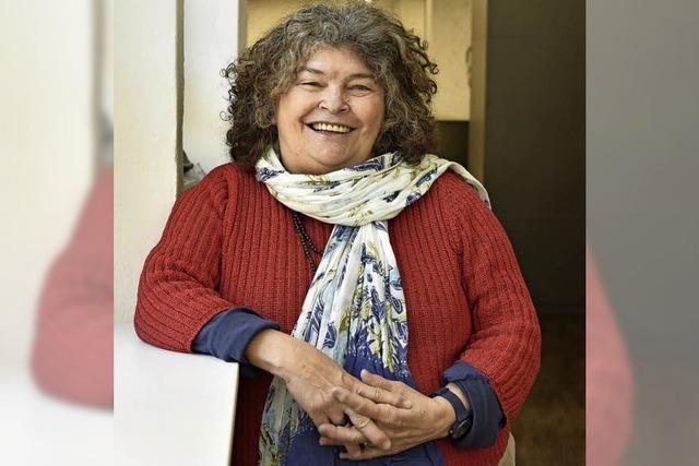 Lucia Rolim-Schulz kämpft gegen Ungerechtigkeit und für Frauen