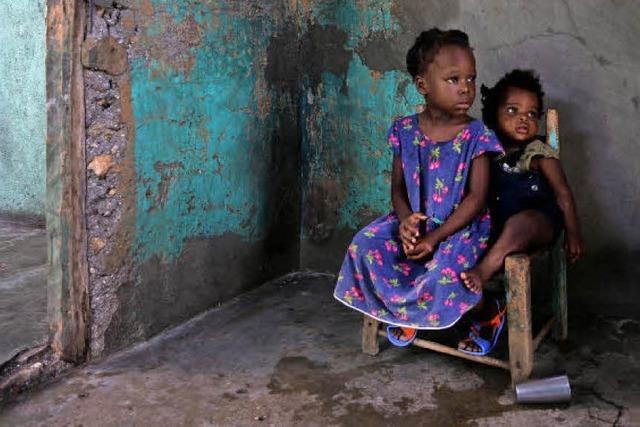 Haitihilfe traut sich an Schulbau
